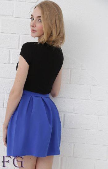15ff5b29468ca Женская юбка для школы, офиса. - Web-покупки УСПЕХ - Модная одежда оптом