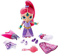 Кукла Шиммер с набором одежды, Fisher-Price Shimmer & Shine, Magic Dress Shimmer. , фото 1