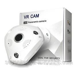 Wi-Fi / IP панорамна камера 3D XPX 360 градусів