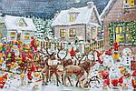 Das groe Weihnachtswichtel-Wimmelbuch, фото 8