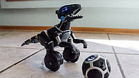 Интерактивная игрушка робот-динозавр Wowwee Miposaur, фото 1