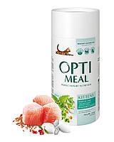 Сухой корм Optimeal для котят с курицей , 0,65кг