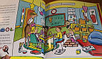 Where is Curious George? Around the Town: A Look-and-Find Book, фото 3