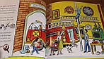 Where is Curious George? Around the Town: A Look-and-Find Book, фото 4