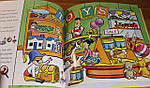 Where is Curious George? Around the Town: A Look-and-Find Book, фото 6