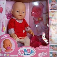 Кукла Baby Born ДЕВОЧКА