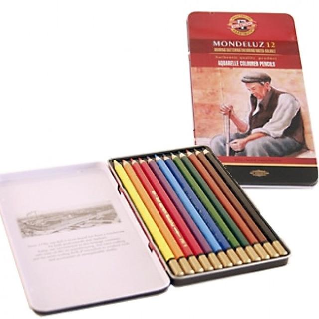 Акварельные карандаши Koh-i-noor