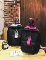 Рюкзак молодежный городской с яркими шлейками