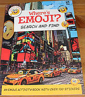 Where's Emoji?: Search and Find