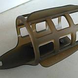 Кормушка фидерная 50 грамм ( большая), фото 2