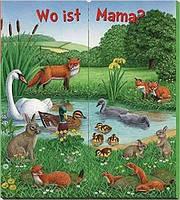 Wo ist Mama?( дикие животные)