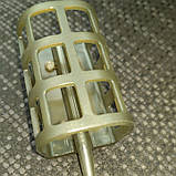 Фидерная кормушка 2*1    40 грамм, фото 4