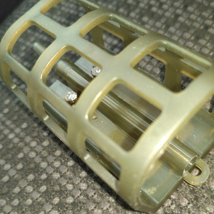 Кормушка фидерная 2* 1.    вес 60 грамм