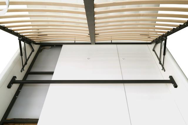 Кровать двуспальная Лондон механизм (фото 2)