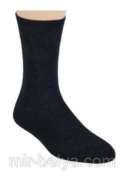 Мужские носки темно-серого цвета Steven