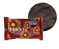 Hearty 50г материал для лепки цветов, цвет темно-коричевый. 2017г
