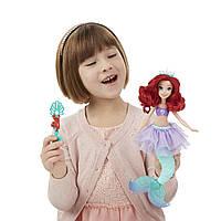 Disney Принцесса диснея Ариель с тиарой Мыльные пузыри Bubble Tiara Ariel