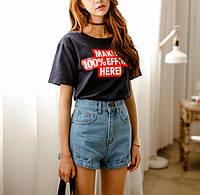 Шорты джинсовые W42