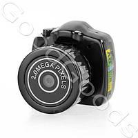Самая маленькая экшен камера в мире! Mini Camcorder Y2000