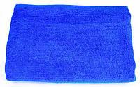 Полотенце 35*75 см. Микрофибра 300 г/м2. Синий цвет