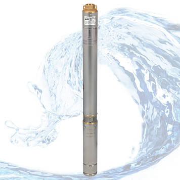 Насос занурювальний свердловинний відцентровий Vitals aqua 3.5 DC 1096-1.2 r