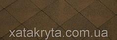 Битумная черепица катепал katepal foxi коричневый