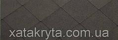 Битумная черепица катепал katepal foxi темно серый