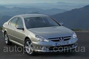 Фаркоп Peugeot 607 седан 11/2000-