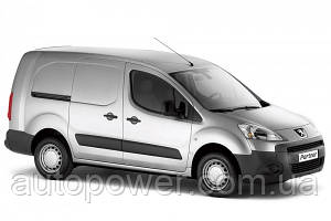 Фаркоп Peugeot Partner (макси база) 1996-2008