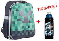 """Рюкзак школьный каркасный Craft 553349 H-12, ТМ """"YES"""""""