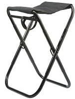 """Кемпинговый стул складной """"Beretta"""", полиэстер, сталь, черный, SG011-1323-0999"""