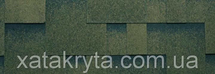 Битумная черепица катепал katepal rocky тайга - ТОВ Хата Крита в Харькове