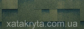 Битумная черепица катепал katepal rocky тайга, фото 2