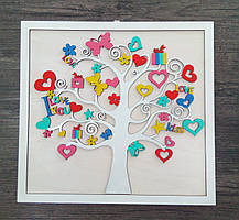 """Картина """"Дерево закоханих"""""""