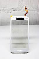 Тачскрин (Сенсор дисплея) Samsung i8260/i8262 Galaxy Core белый H/C