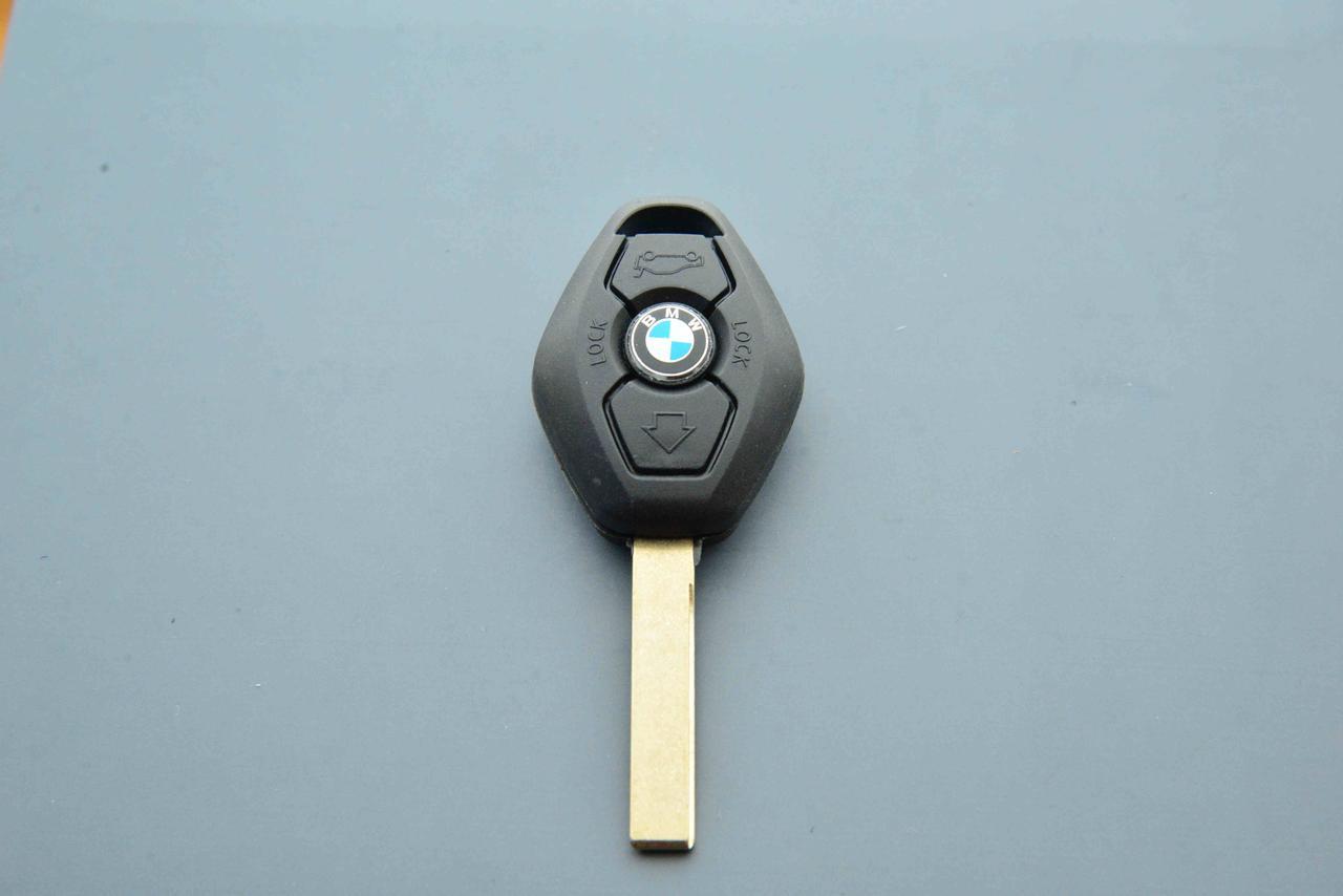 Корпус авто ключа под чип для BMW Е46, Е53, Е60, Х3, Х5 (бмв) лезвие H