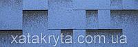 Битумная черепица катепал katepal rocky голубая лагуна