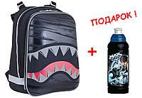 """Рюкзак школьный каркасный  Shark 553373 H-12, ТМ """"YES"""""""