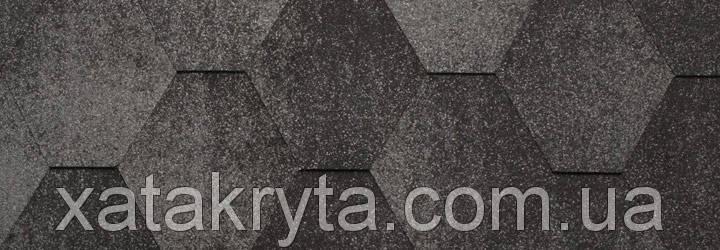 Битумная черепица катепал katepal jazzy серый, фото 2