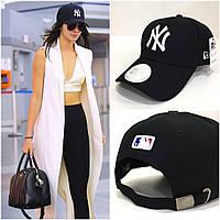 Кепка New York Yankees черная (реплика)
