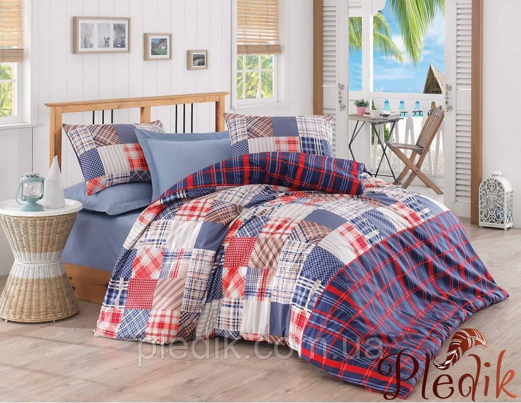 Купить Двуспальное постельное белье 200х220 Cotton box Ранфорс JOSE MAVI