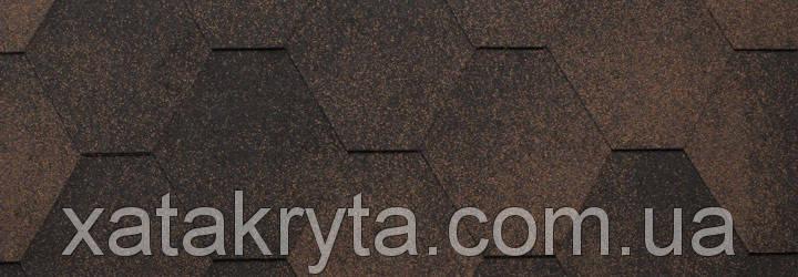 Битумная черепица катепал katepal jazzy медный, фото 2
