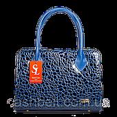 Женские каркасные сумки из искусственной кожи