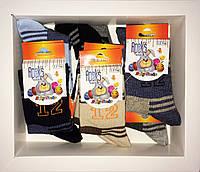 Носки детские для мальчиков. размеры 1-2 года