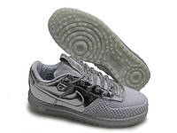 Мужские кроссовки Nike Air Force LF1 white-silver