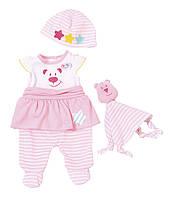 Набор одежды для куклы BABY BORN МИЛАЯ КРОХА Zapf (823910)