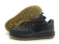 Мужские кроссовки Nike Air Force LF1 black