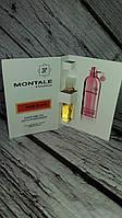 Парфюмерное масло с феромонами 5 мл Montale Roses Elixir