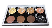 Палитра для макияжа Kylie Arabian Night (тени, хайлайтеры, контуры) (реплика)