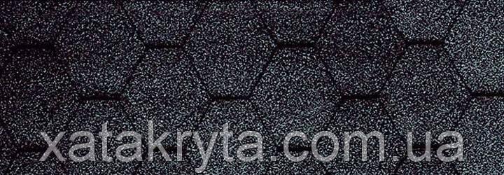 Битумная черепица катепал katepal kl черный, фото 2
